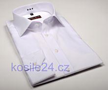 Koszula Marvelis Body Fit - biała - extra długi rękaw