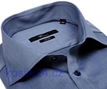 Koszula Modern Slim Fit Twill – stalowoniebieska