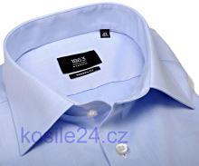 Koszula Eterna 1863 Modern Fit Twill - luksusowa - błękitna - extra długi rękaw