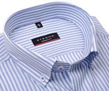 Koszula Eterna Modern Fit – w jasnoniebieskie prążki