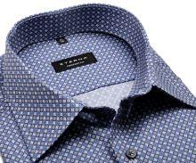 Koszula Eterna Comfort Fit - z niebieskimi pierścieniami