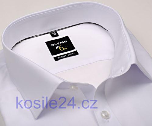 Biała koszula Olymp Super Slim