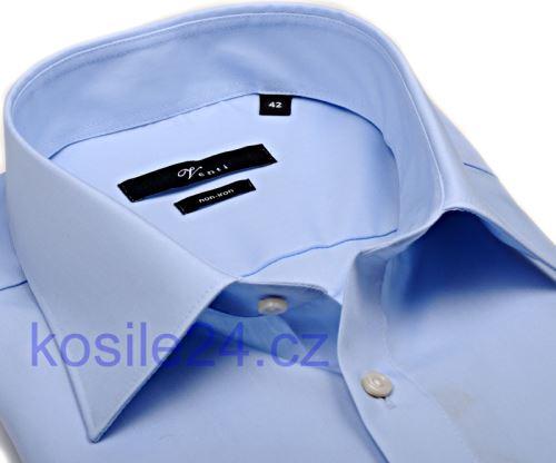 Koszula Venti Modern Fit – jasnoniebieska