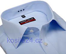 Koszula Marvelis Body Fit – jasnoniebieska - extra długi rękaw