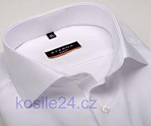 Koszula Eterna Slim Fit Stretch Non Iron - biała