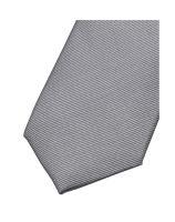 Krawat slim Olymp - jasnoszary