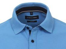 Koszulka polo Casa Moda - błękitna z kołnierzykiem