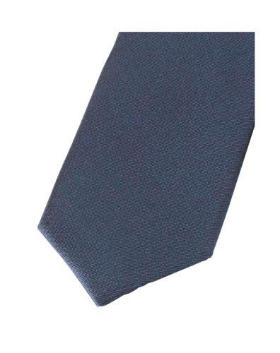 Krawat super slim Olymp - ciemnoniebieski