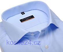 Koszula Eterna Slim Fit - jasnoniebieska