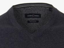 Bawełniany sweter Casa Moda - szaro-niebieski