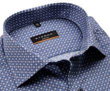 Koszula Eterna Slim Fit - z niebieskimi pierścieniami