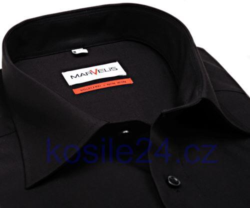 Koszula Marvelis Comfort Fit Uni – czarna