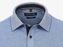 Koszulka polo Casa Moda - jasnoniebieska z kołnierzykiem
