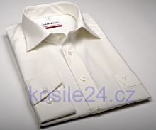 Koszula Marvelis Comfort Fit Uni – w kolorze champagne