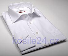 Koszula Marvelis Comfort Fit Uni - biała - extra długi rękaw