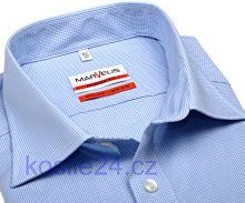 Koszula Marvelis Modern Fit – w jasnoniebieską kratkę