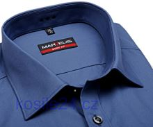 Koszula Marvelis Body Fit – w kolorze niebieskiego dymu