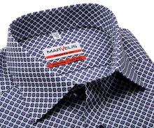 Koszula Marvelis Modern Fit - z czerwono-niebieskimi kwadracikami