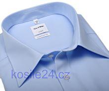 Koszula Olymp Luxor Comfort Fit - jasnoniebieska - skrócony rękaw