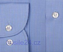Koszula Marvelis Comfort Fit – w jasnoniebieską krateczkę
