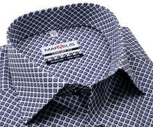 Koszula Marvelis Comfort Fit - z czerwono-niebieskimi kwadracikami