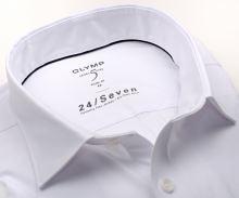 Koszula Olymp Level Five 24/Seven – biała elastyczna