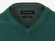 Bawełniany sweter Casa Moda – zielony