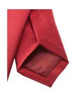 Krawat slim Olymp - czerwony
