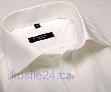 Koszula Eterna Comfort Fit Uni Popeline - w kolorze champagne