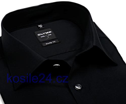 Koszula Olymp Level Five – czarna