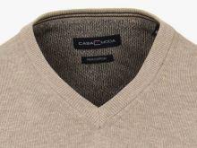 Bawełniany sweter Casa Moda - beżowy